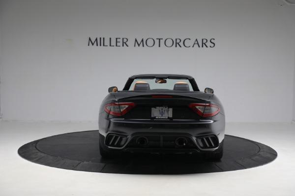 New 2019 Maserati GranTurismo MC Convertible for sale $178,745 at Rolls-Royce Motor Cars Greenwich in Greenwich CT 06830 6