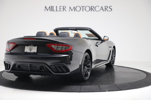 New 2019 Maserati GranTurismo MC Convertible for sale $178,745 at Rolls-Royce Motor Cars Greenwich in Greenwich CT 06830 7