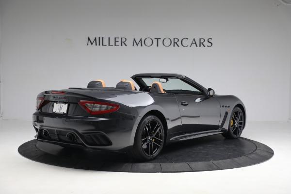 New 2019 Maserati GranTurismo MC Convertible for sale $178,745 at Rolls-Royce Motor Cars Greenwich in Greenwich CT 06830 8