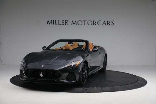 New 2019 Maserati GranTurismo MC Convertible for sale Sold at Rolls-Royce Motor Cars Greenwich in Greenwich CT 06830 1