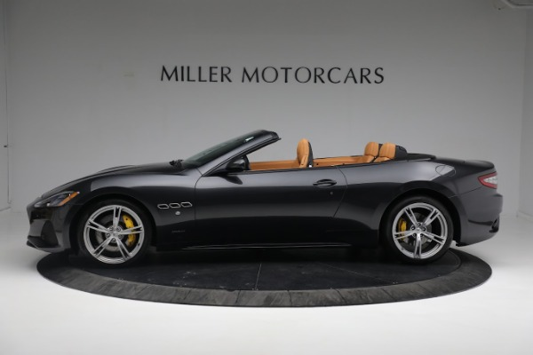 New 2019 Maserati GranTurismo Sport Convertible for sale Sold at Rolls-Royce Motor Cars Greenwich in Greenwich CT 06830 12