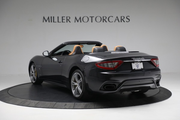 New 2019 Maserati GranTurismo Sport Convertible for sale Sold at Rolls-Royce Motor Cars Greenwich in Greenwich CT 06830 13