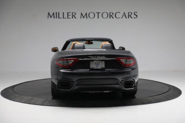 New 2019 Maserati GranTurismo Sport Convertible for sale Sold at Rolls-Royce Motor Cars Greenwich in Greenwich CT 06830 14