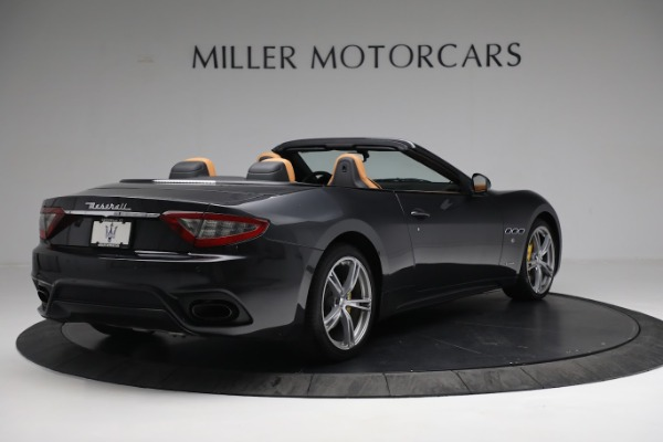 New 2019 Maserati GranTurismo Sport Convertible for sale Sold at Rolls-Royce Motor Cars Greenwich in Greenwich CT 06830 15