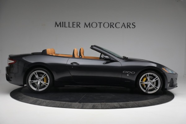 New 2019 Maserati GranTurismo Sport Convertible for sale Sold at Rolls-Royce Motor Cars Greenwich in Greenwich CT 06830 16