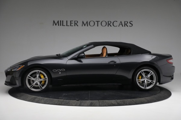 New 2019 Maserati GranTurismo Sport Convertible for sale Sold at Rolls-Royce Motor Cars Greenwich in Greenwich CT 06830 3