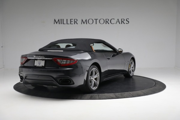 New 2019 Maserati GranTurismo Sport Convertible for sale Sold at Rolls-Royce Motor Cars Greenwich in Greenwich CT 06830 6