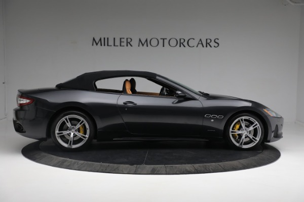 New 2019 Maserati GranTurismo Sport Convertible for sale Sold at Rolls-Royce Motor Cars Greenwich in Greenwich CT 06830 7