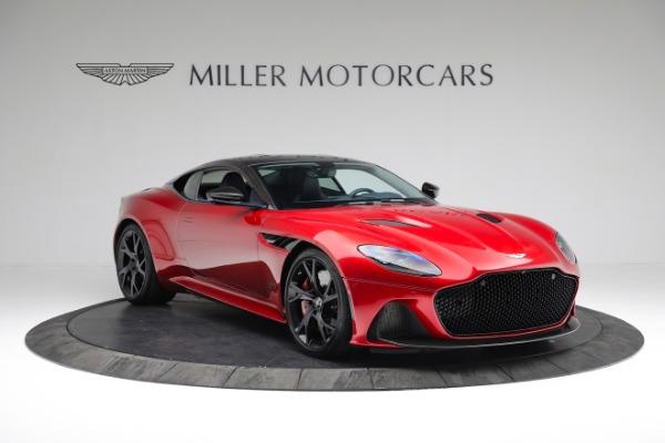 Used 2019 Aston Martin DBS Superleggera for sale $259,900 at Rolls-Royce Motor Cars Greenwich in Greenwich CT 06830 10