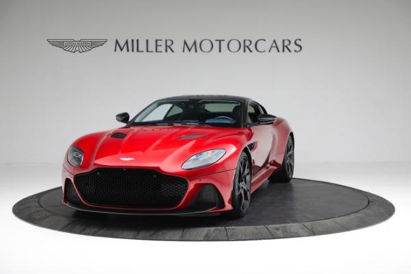 Used 2019 Aston Martin DBS Superleggera for sale $259,900 at Rolls-Royce Motor Cars Greenwich in Greenwich CT 06830 12