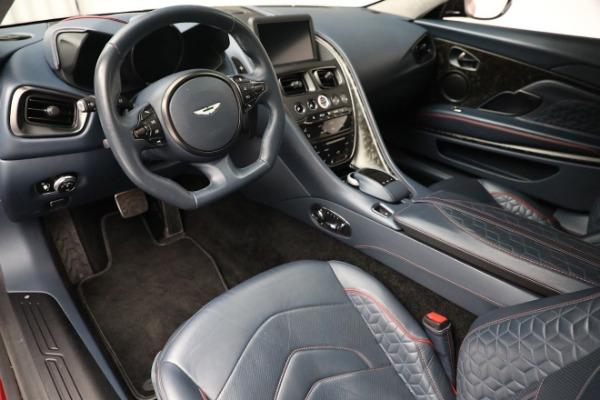 Used 2019 Aston Martin DBS Superleggera for sale $259,900 at Rolls-Royce Motor Cars Greenwich in Greenwich CT 06830 13