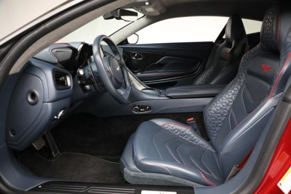 Used 2019 Aston Martin DBS Superleggera for sale Sold at Rolls-Royce Motor Cars Greenwich in Greenwich CT 06830 14