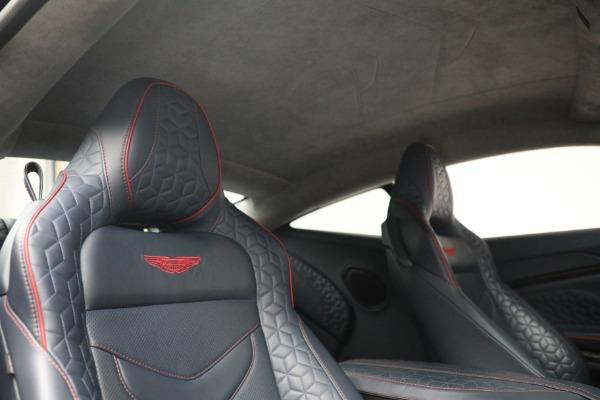 Used 2019 Aston Martin DBS Superleggera for sale Sold at Rolls-Royce Motor Cars Greenwich in Greenwich CT 06830 18