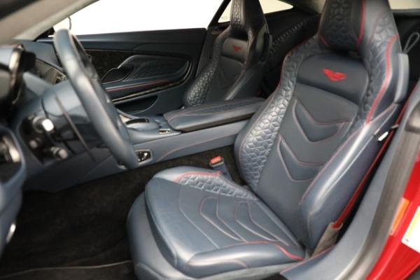 Used 2019 Aston Martin DBS Superleggera for sale $259,900 at Rolls-Royce Motor Cars Greenwich in Greenwich CT 06830 19