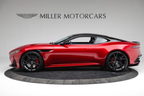 Used 2019 Aston Martin DBS Superleggera for sale Sold at Rolls-Royce Motor Cars Greenwich in Greenwich CT 06830 2