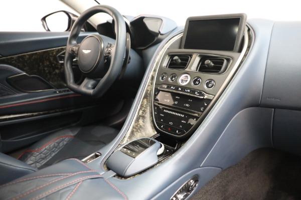 Used 2019 Aston Martin DBS Superleggera for sale $259,900 at Rolls-Royce Motor Cars Greenwich in Greenwich CT 06830 22