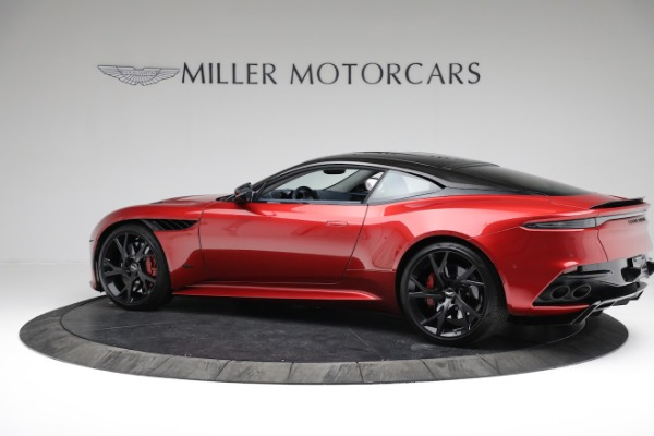 Used 2019 Aston Martin DBS Superleggera for sale Sold at Rolls-Royce Motor Cars Greenwich in Greenwich CT 06830 3