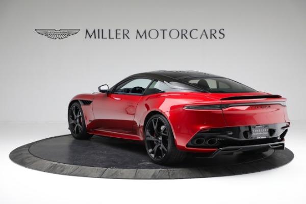 Used 2019 Aston Martin DBS Superleggera for sale $259,900 at Rolls-Royce Motor Cars Greenwich in Greenwich CT 06830 4