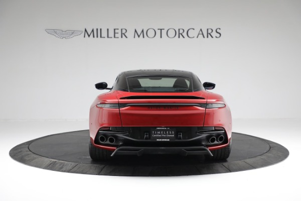 Used 2019 Aston Martin DBS Superleggera for sale Sold at Rolls-Royce Motor Cars Greenwich in Greenwich CT 06830 5