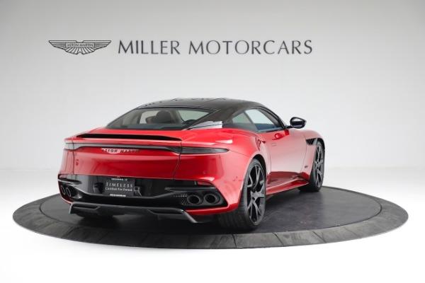 Used 2019 Aston Martin DBS Superleggera for sale Sold at Rolls-Royce Motor Cars Greenwich in Greenwich CT 06830 6