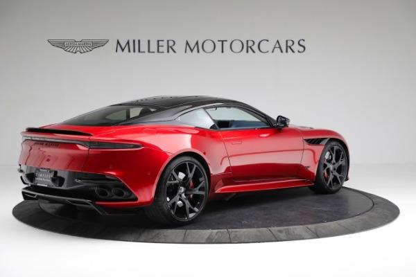 Used 2019 Aston Martin DBS Superleggera for sale Sold at Rolls-Royce Motor Cars Greenwich in Greenwich CT 06830 7
