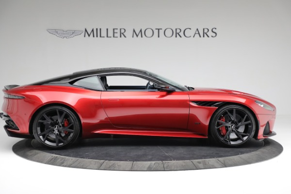Used 2019 Aston Martin DBS Superleggera for sale Sold at Rolls-Royce Motor Cars Greenwich in Greenwich CT 06830 8