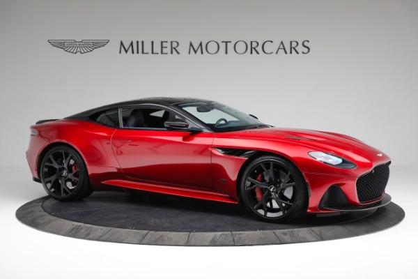 Used 2019 Aston Martin DBS Superleggera for sale $259,900 at Rolls-Royce Motor Cars Greenwich in Greenwich CT 06830 9