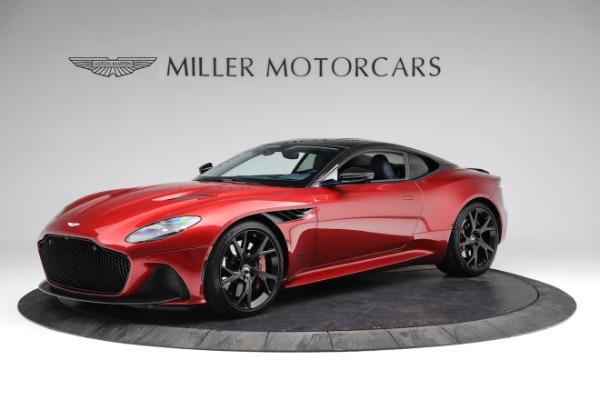 Used 2019 Aston Martin DBS Superleggera for sale Sold at Rolls-Royce Motor Cars Greenwich in Greenwich CT 06830 1