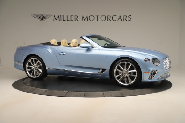 Used 2020 Bentley Continental GTC V8 for sale $288,020 at Rolls-Royce Motor Cars Greenwich in Greenwich CT 06830 10