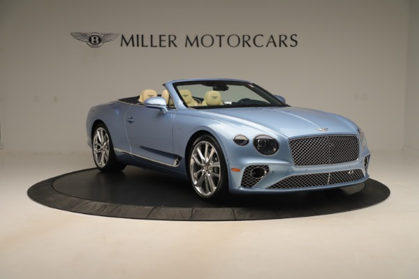 Used 2020 Bentley Continental GTC V8 for sale $288,020 at Rolls-Royce Motor Cars Greenwich in Greenwich CT 06830 11