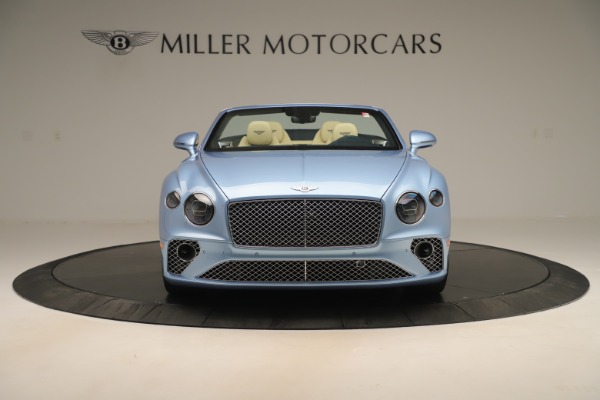Used 2020 Bentley Continental GTC V8 for sale $288,020 at Rolls-Royce Motor Cars Greenwich in Greenwich CT 06830 12