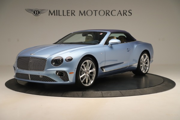 Used 2020 Bentley Continental GTC V8 for sale $288,020 at Rolls-Royce Motor Cars Greenwich in Greenwich CT 06830 13