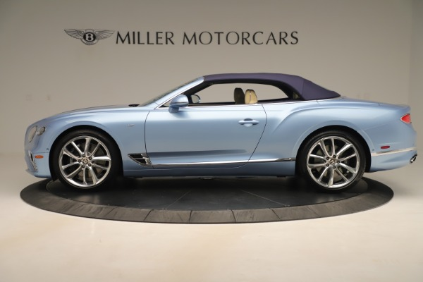 New 2020 Bentley Continental GTC V8 for sale Sold at Rolls-Royce Motor Cars Greenwich in Greenwich CT 06830 14