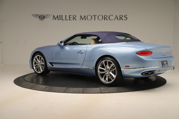 New 2020 Bentley Continental GTC V8 for sale Sold at Rolls-Royce Motor Cars Greenwich in Greenwich CT 06830 15