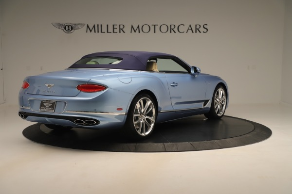 New 2020 Bentley Continental GTC V8 for sale Sold at Rolls-Royce Motor Cars Greenwich in Greenwich CT 06830 16