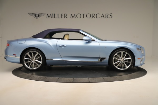 Used 2020 Bentley Continental GTC V8 for sale $288,020 at Rolls-Royce Motor Cars Greenwich in Greenwich CT 06830 17