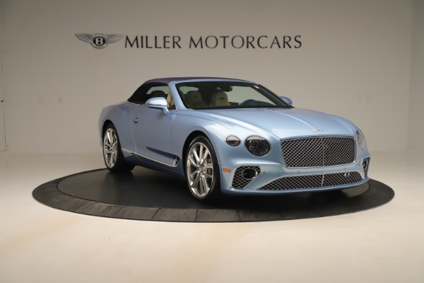 Used 2020 Bentley Continental GTC V8 for sale $288,020 at Rolls-Royce Motor Cars Greenwich in Greenwich CT 06830 18