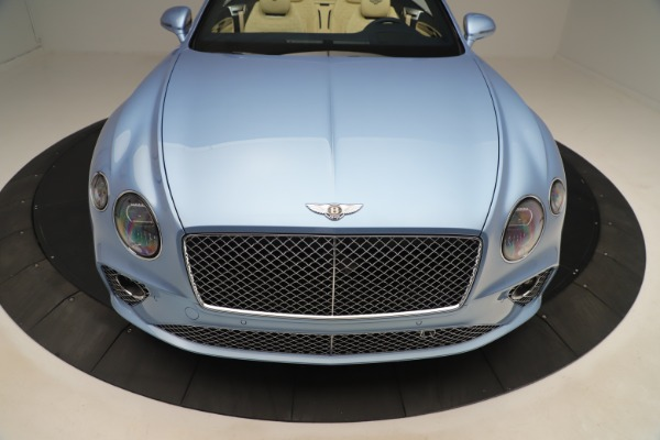 Used 2020 Bentley Continental GTC V8 for sale $288,020 at Rolls-Royce Motor Cars Greenwich in Greenwich CT 06830 19
