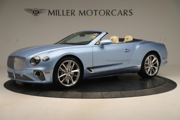 Used 2020 Bentley Continental GTC V8 for sale $288,020 at Rolls-Royce Motor Cars Greenwich in Greenwich CT 06830 2