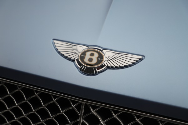 Used 2020 Bentley Continental GTC V8 for sale $288,020 at Rolls-Royce Motor Cars Greenwich in Greenwich CT 06830 20