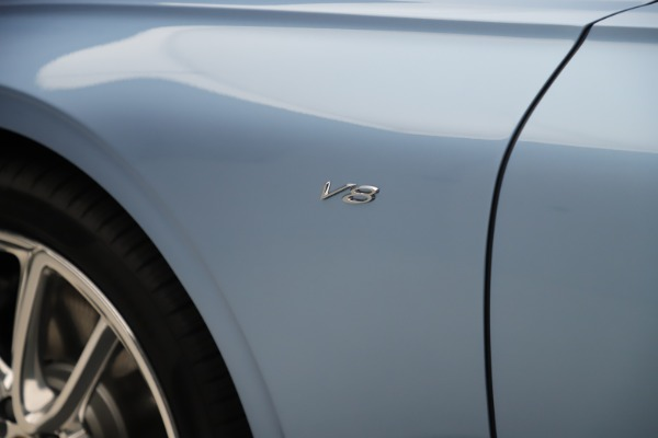 Used 2020 Bentley Continental GTC V8 for sale $288,020 at Rolls-Royce Motor Cars Greenwich in Greenwich CT 06830 22