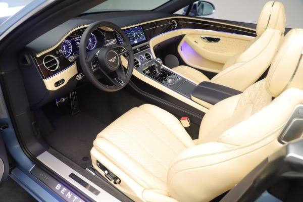 Used 2020 Bentley Continental GTC V8 for sale $288,020 at Rolls-Royce Motor Cars Greenwich in Greenwich CT 06830 26