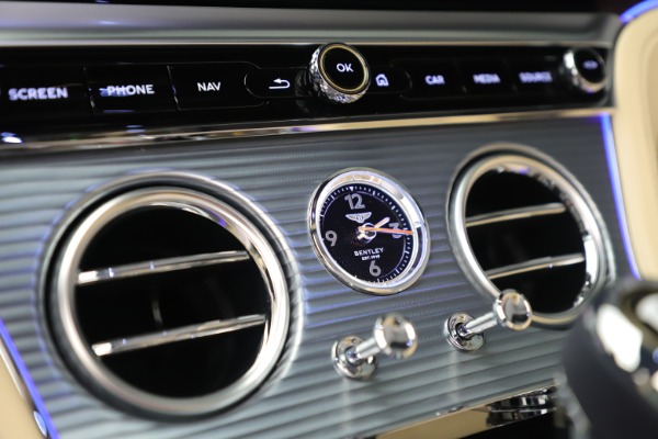 New 2020 Bentley Continental GTC V8 for sale Sold at Rolls-Royce Motor Cars Greenwich in Greenwich CT 06830 28