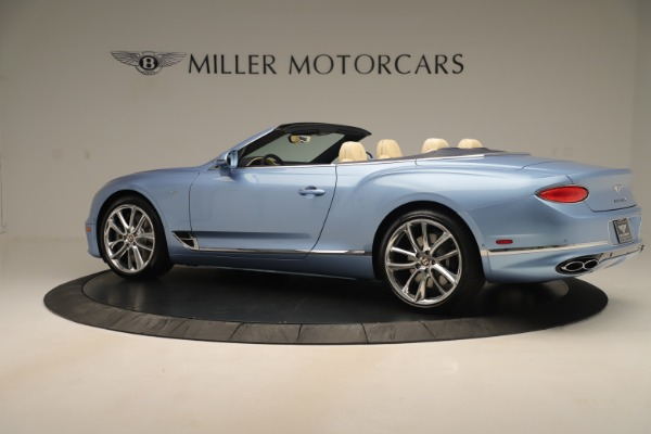 New 2020 Bentley Continental GTC V8 for sale Sold at Rolls-Royce Motor Cars Greenwich in Greenwich CT 06830 4