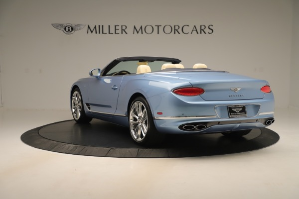 Used 2020 Bentley Continental GTC V8 for sale $288,020 at Rolls-Royce Motor Cars Greenwich in Greenwich CT 06830 5