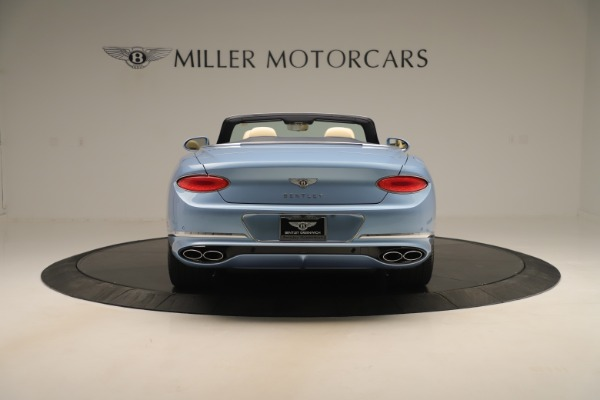 Used 2020 Bentley Continental GTC V8 for sale $288,020 at Rolls-Royce Motor Cars Greenwich in Greenwich CT 06830 6