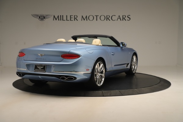 Used 2020 Bentley Continental GTC V8 for sale $288,020 at Rolls-Royce Motor Cars Greenwich in Greenwich CT 06830 7