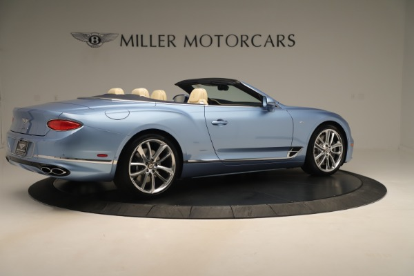 New 2020 Bentley Continental GTC V8 for sale Sold at Rolls-Royce Motor Cars Greenwich in Greenwich CT 06830 8