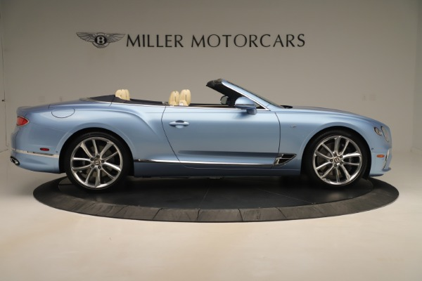 Used 2020 Bentley Continental GTC V8 for sale $288,020 at Rolls-Royce Motor Cars Greenwich in Greenwich CT 06830 9
