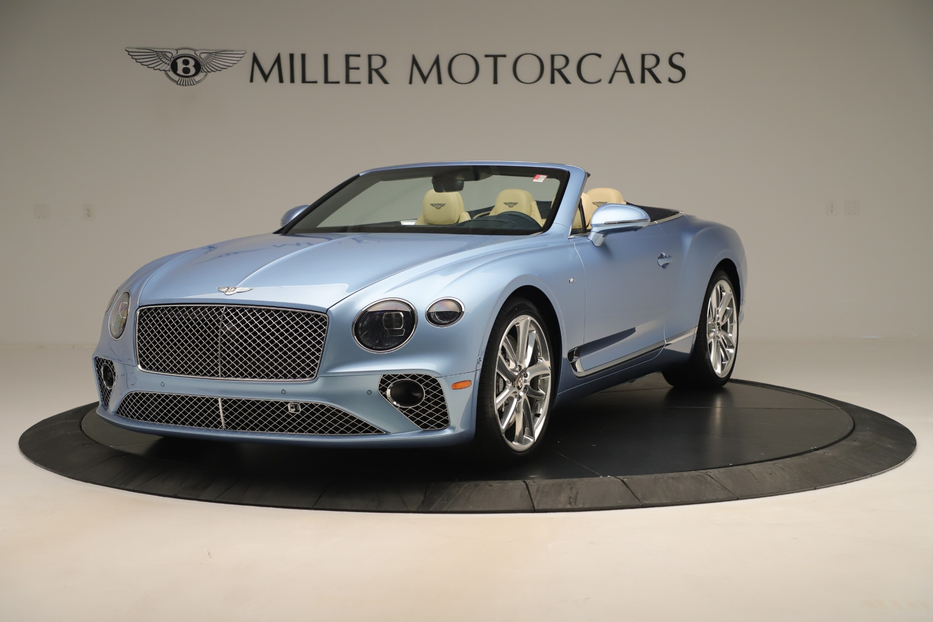 New 2020 Bentley Continental GTC V8 for sale Sold at Rolls-Royce Motor Cars Greenwich in Greenwich CT 06830 1